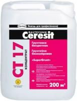 Грунтовка Ceresit Concentrate CT 17/10л