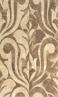 Декор Saloni brown decor 01 300х500 (1-й сорт)